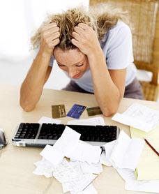 На стресс полученный во время работы